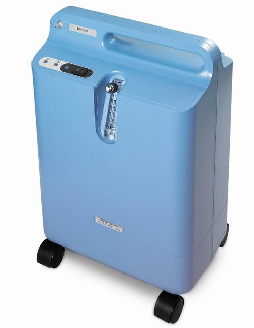 everflo-q oxygen concentrator, 120v