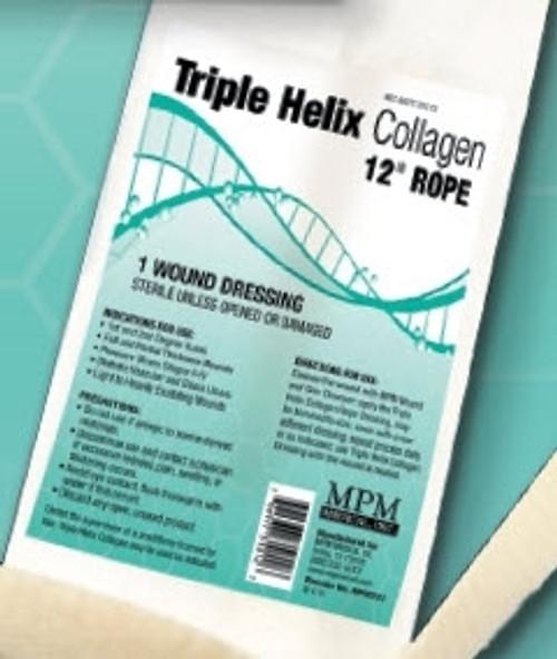 Collagen Dressing Rope Triple Helix Collagen