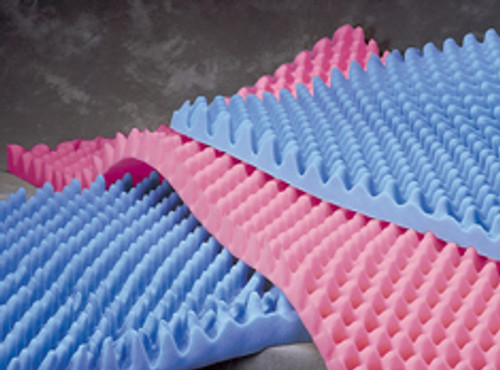 Convoluted Foam Bed Pads