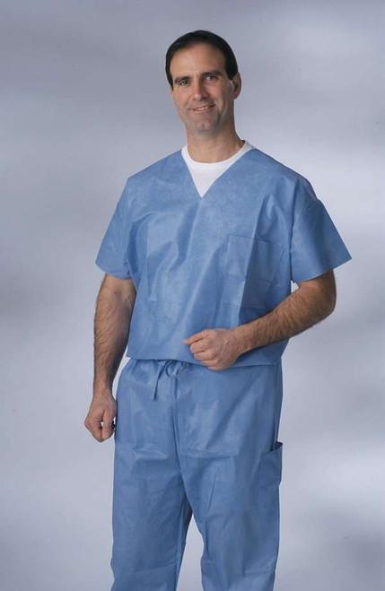 Disposable Scrub Wear - Drawstring Scrub Pants