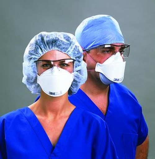 N95 Health Care Particulate Respirator and Surgical Mask 1