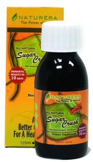 NaturEra Sugar Crush All Natural Diabetes Herbal Dietary Supplements
