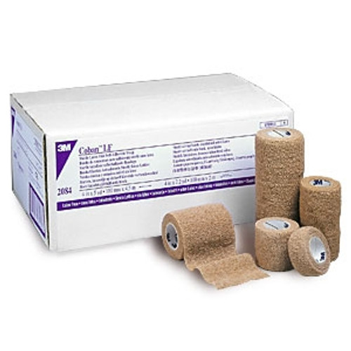 3M Coban LF Latex Free Self-Adherent Wrap