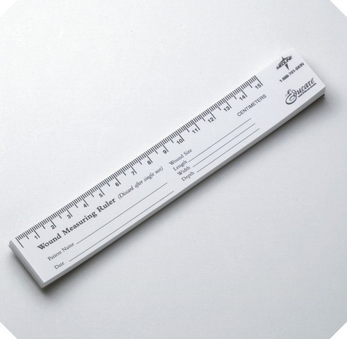 Wound Measuring Rulers