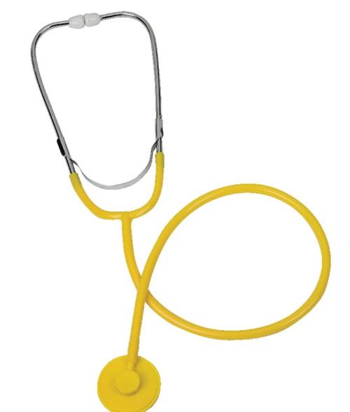 Dispos-A-Scopt Nurse Stethoscope w/Chrome Binaural