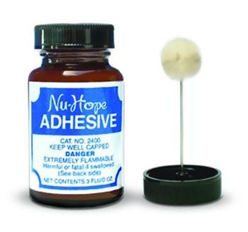 liquid waterproof adhesive with applicator cap