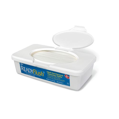 ReadyFlush with 3.2% Dimethicone Tub