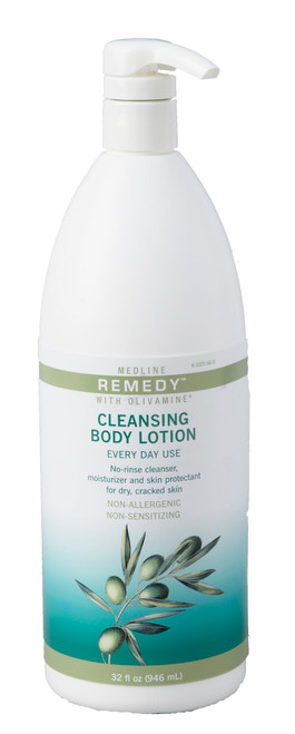 Remedy 4-in-1 Cleansing Lotion - 32 oz