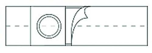 """support belt large 4"""""""
