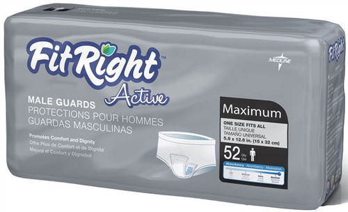FitRight Active Male Guards Download