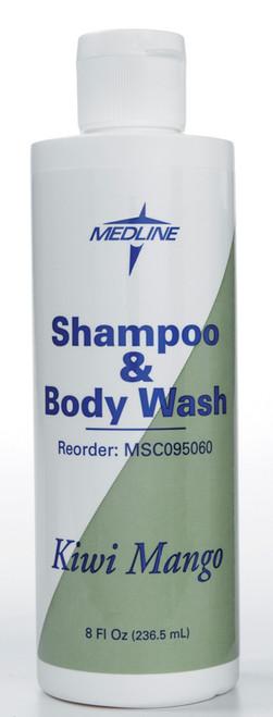 Shampoo & Body Wash With Fragrance