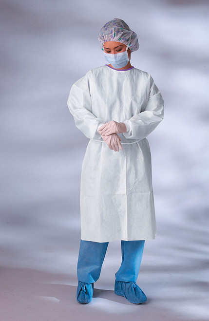 Microporous Breathable Isolation Gowns