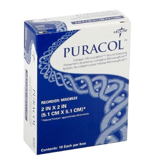 Collagen Dressing Puracol Collagen