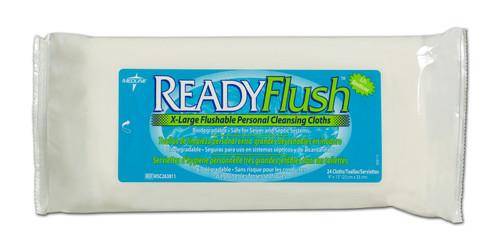 ReadyFlush with 3.2% Dimethicone