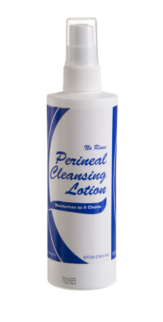 No-Rinse Perineal Cleansing Lotion