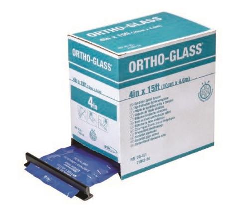 Precut Splint Ortho-Glass Fiberglass White