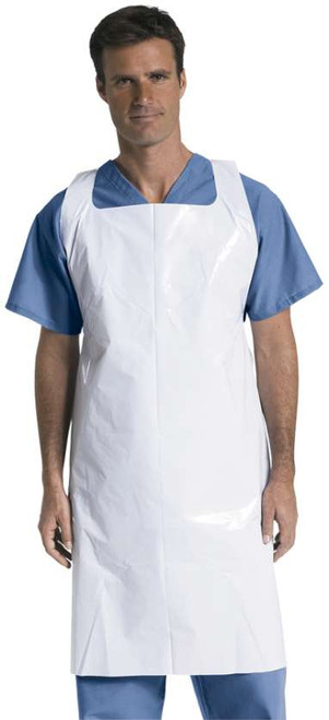 Protective Poly Disposable Aprons