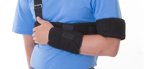 Universal Cut-Away Shoulder Immobilizer