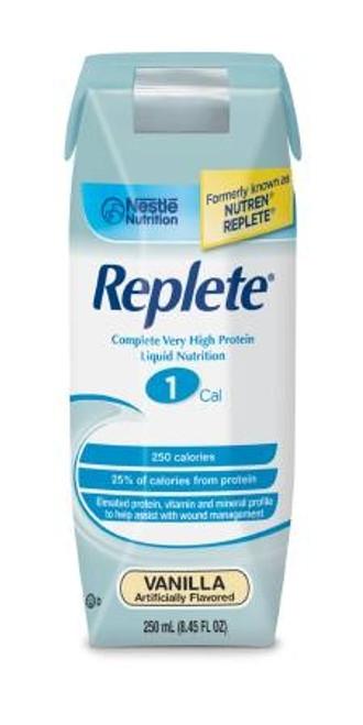 Nutren Replete Complete High Protein Liquid Nutrition