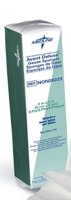 Avant Deluxe Non-Sterile Gauze Sponges