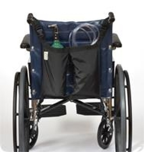 Ableware Wheelchair Oxygen Tank Holders