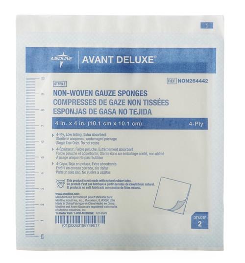 Avant Deluxe Sterile Gauze Sponges