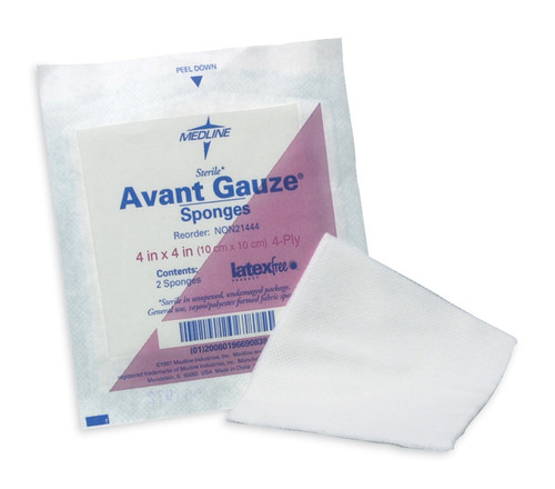 Avant Gauze - Sterile