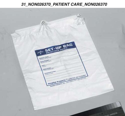 Patient Respiratory Set-Up Bags