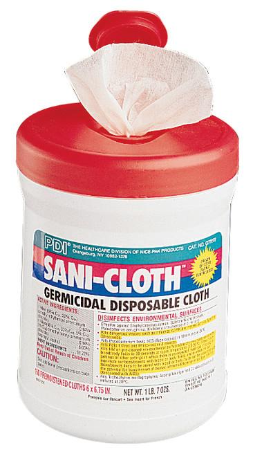 Sani-Cloth Germicidal Towelettes - Super