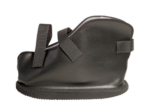 Vinyl Closed Toe Cast Boot