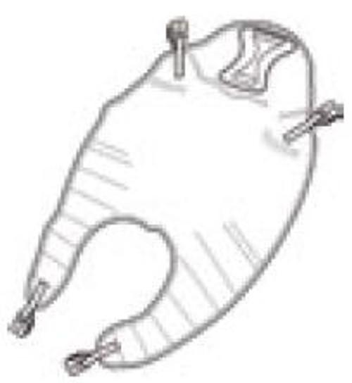 hoyer comfort padded sling