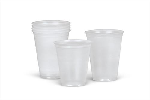 Translucent Plastic Cups