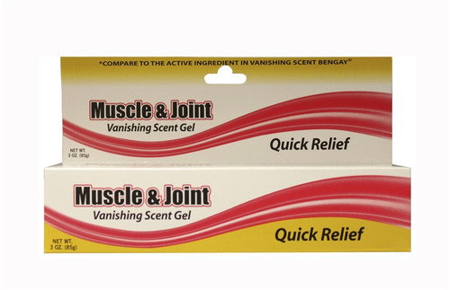 Muscle Rub Gel