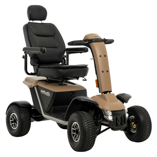 Wrangler Outdoor Power Scooter MV600 by Pride Mobility