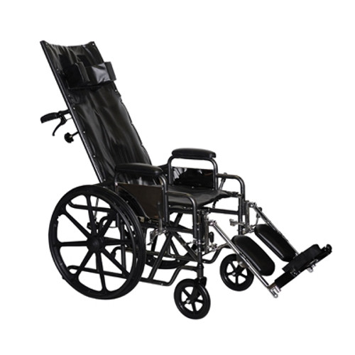 "ProBasics Full Reclining Wheelchair 16"" x 17"" - PB1816"
