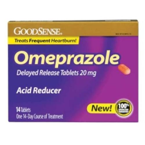 Omeprazole Tablets (Compare to Prilosec OTC)