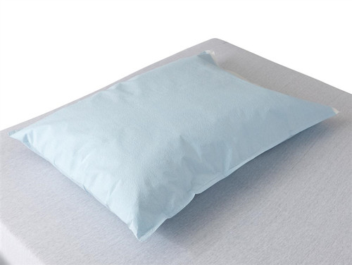 Disposable Tissue/Poly Pillowcases, Not Applicable