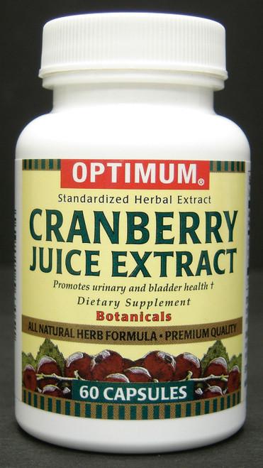 Cranberry Capsules (Cranberry)