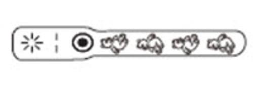 Datex Ohmeda Replacement Adhesive Tape