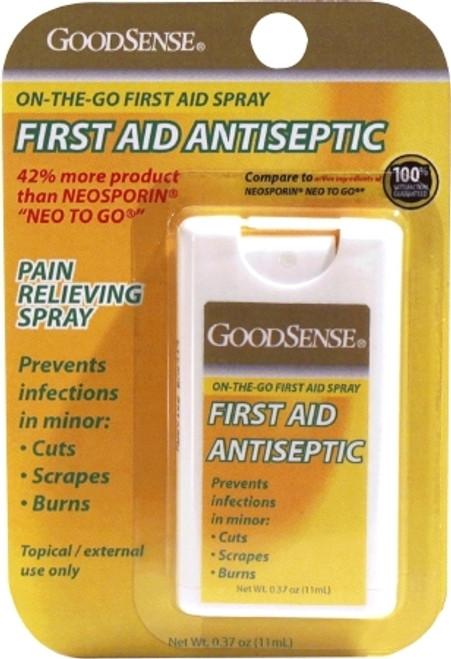 Geiss, Destin & Dunn GoodSense First Aid Antiseptic