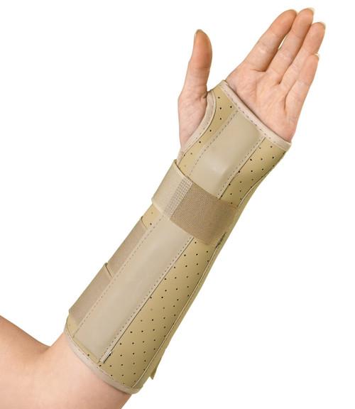 Vinyl Wrist & Forearm Splint