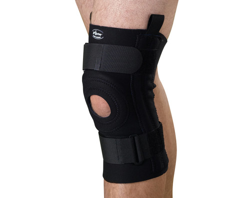 Knee Support w/ Removable U-Buttress