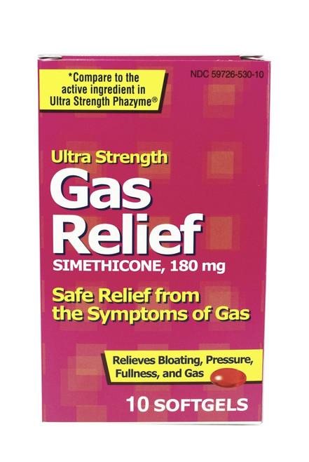 Gas Relief Extra Strength Softgels