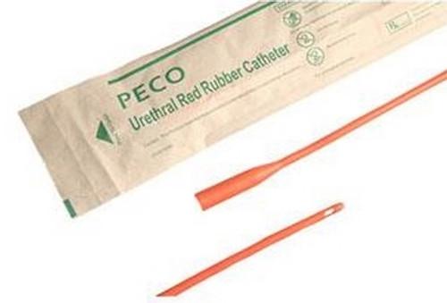 peco male red rubber intermittent catheter