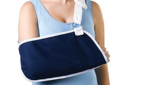 Deep Pocket Arm Slings, Dark Blue