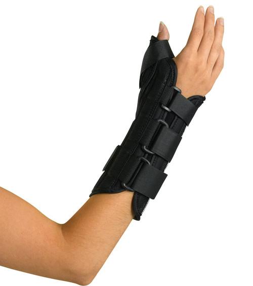 Wrist & Forearm Splint, Abducted Thumb