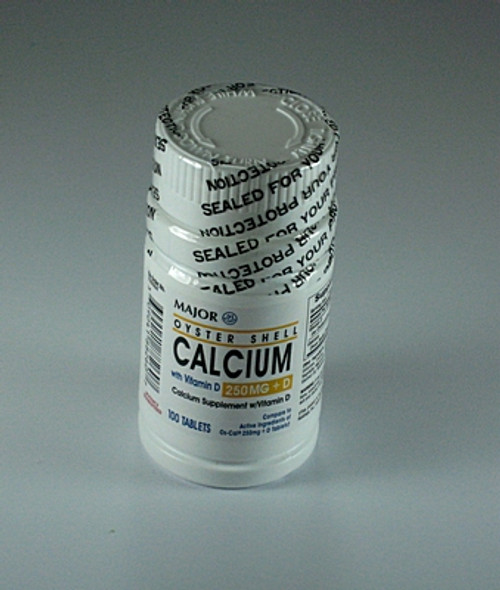 Calcium with D (Compare to Caltrate 600)