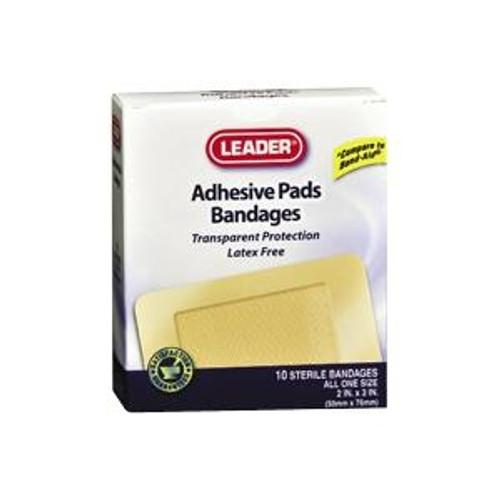 """Leader Adhesive Pad, Large 3"""" x 4"""" - Item #: PH3342177"""