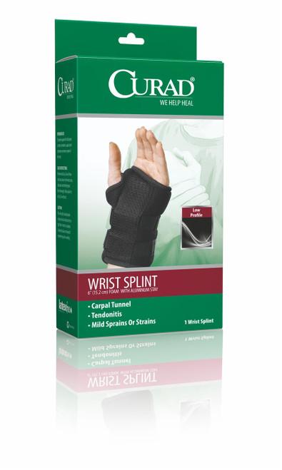 Curad Universal Wrist Splints