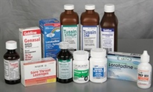 Saline Nasal Spray (Compare to Ocean Nasal)